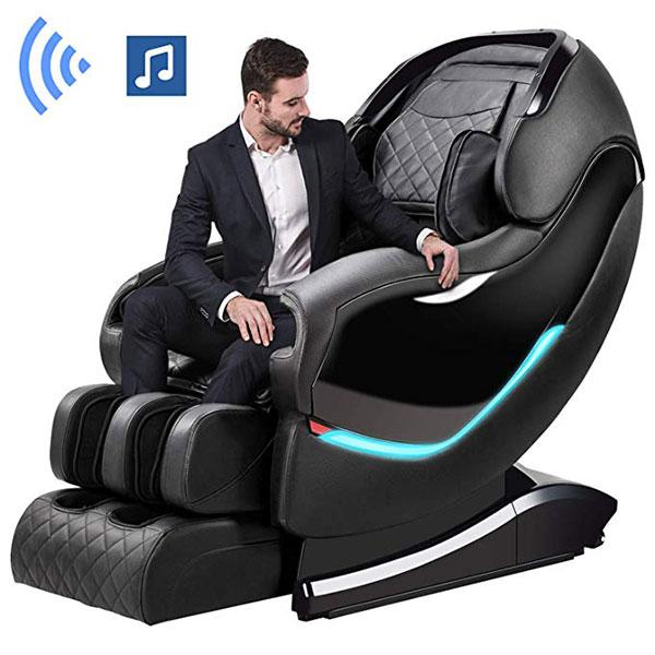 3D SL-Track Thai Yoga Stretching Zero Gravity Full Body Shiatsu Massage Chair